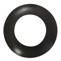 BEG Luxomat Mini Cover Ring PD9 36mm Anthracite 92235