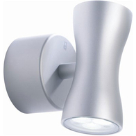 Collingwood LED Pillar Light Up & Down Aluminium WL070A