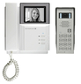 Enterview 5 Video Door Entry System c/w Keypad Monochrome ESP EV5KP