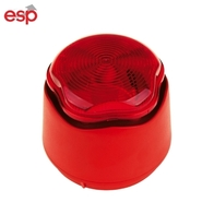 ESP CB-1R Red Fire Alarm Sounder Beacon