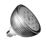 Kosnic PAR38 LED Lamp 15w Warm White KLED15P38/E27-S30