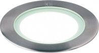 LED Ground Light Mains 3w Frosted Glass GL050