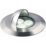 LED Hooded Ground Light Straight To Mains 5.6w GL034
