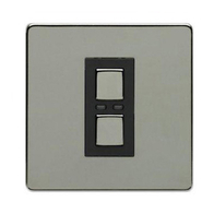 LightwaveRF Remote Control Dimmer Stainless Steel JSJSLW400SS