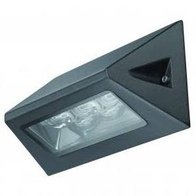 NiteLED Wall Wedge Light 3w LED Black JC39406