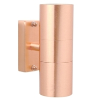 Nordlux Tin Outdoor  Copper Up & Downlighter 21279930