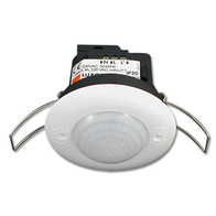 Occupancy Detector BEG Luxomat Recessed 92196