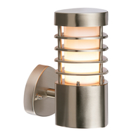 Saxby Bliss Wall Light 11w Brushed Stainless 13798