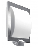 Steinel Decorative Sensor Light IP44 Stainless Steel Finish L20S