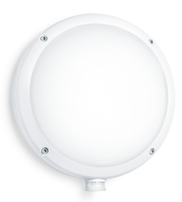 Steinel L330S White Outdoor Sensor Light 670115