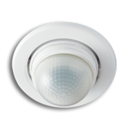 Steinel Professional 360 Degree White Recessed PIR IS2360 ECO 034733