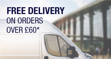 Free delivery on orders over £50.00