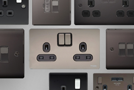 Black Switches & Sockets