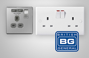 BG Electrical Switches & Sockets