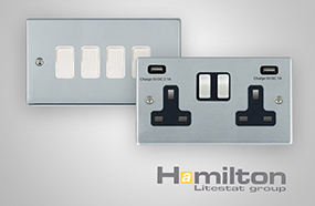 Hamilton Litestat Switches & Sockets