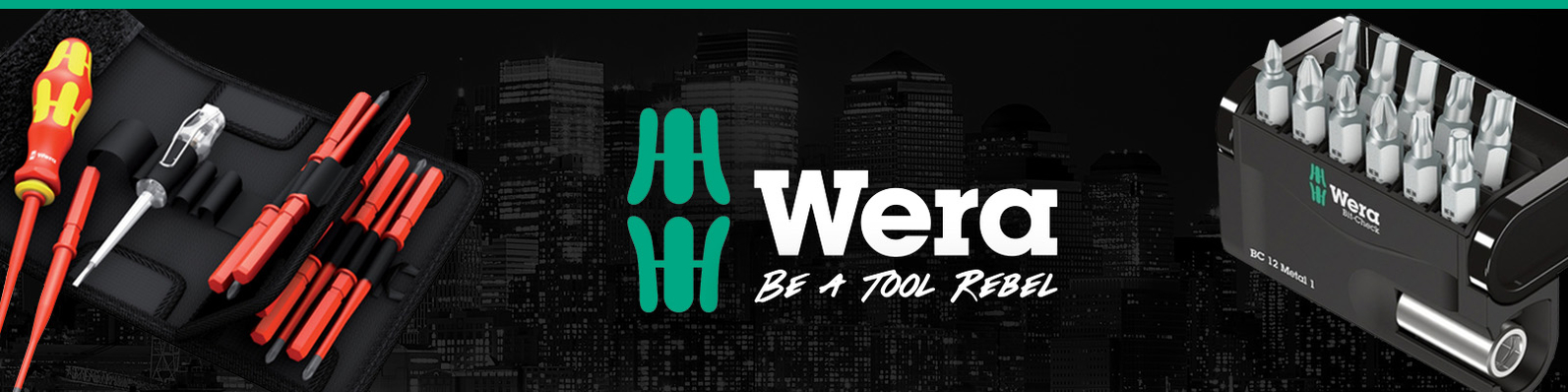 Welcome to the home of Wera