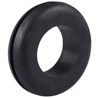 Unicrimp 20mm Open Rubber Grommet Pk 100 QGROM20OPEN