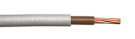 6181Y 25mm Brown Double Insulated Cable