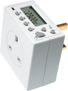 7 Day Compact Electronic Timeswitch TG77