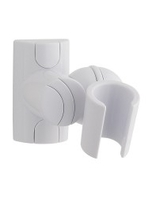 Adjustable Fixed Wall Bracket White Model A HJS