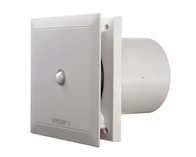 Airflow QuietAir Motion Sensor Extractor Fan 120mm QT120MST 9041500