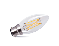 Amitex 3.5w Dimmable Filament Candle BC - AX438