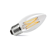 Amitex 3.5w Dimmable Filament Candle ES - AX440