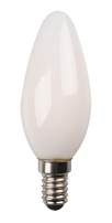 Amitex 4w Dimmable Opal Candle SES - AX573