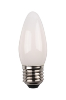 Amitex 4w Dimmable Opal Candle ES - AX574