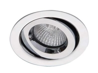 Ansell icage mini Fire Rated Tilt Chrome Downlight AMICG/CH