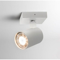 Astro Ascoli White Single Ceiling Light 1286001
