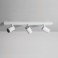 Astro Ascoli White Triple Bar Ceiling Light 1286003