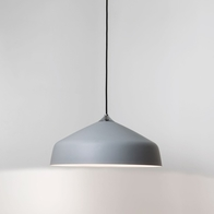Astro Ginestra 400 Light Grey Pendant 7521