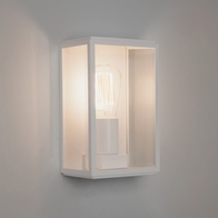 Astro Homefield 160 Matt White Wall Light 7587