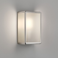 Astro Homefield Sensor Polished Nickel Wall Light 7857