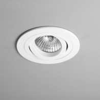 Astro Lighting TARO Round Adjustable Downlight White 5676