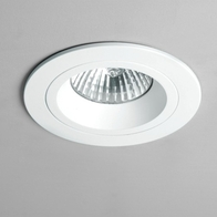 Astro Lighting TARO Round Fixed Downlight White 5672