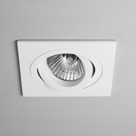Astro Lighting TARO Square Adjustable Downlight White 5678