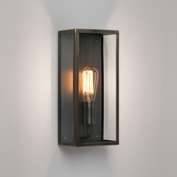 Astro Messina 160 Bronze Wall Light 1183020