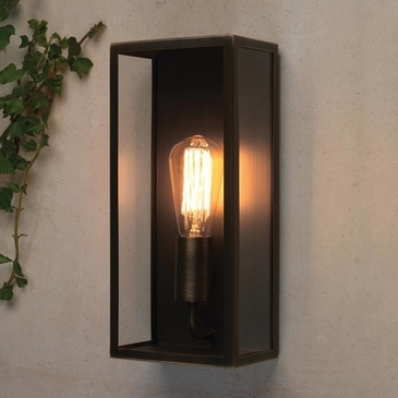 Astro Messina 160 Bronze Wall Light 1183020 Rs Electrical Supplies