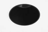 Astro Void Round 55 GU10 Matt Black Downlight 1392018