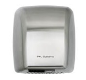 Automatic Hand Dryer 2100w Brushed Stainless Steel DV2100S
