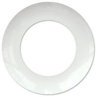 BEG Luxomat Mini Cover Ring PD9 36mm White 92238