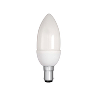 Bell Energy Saving Candle 240v 11w Small Bayonet Cap