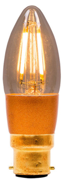 BELL LED Vintage Dimmable Candle Bayonet Cap 01451 image 1