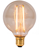 BELL LED Vintage Globe Lamp Edison Screw - 01464