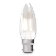 BELL Lighting 4W LED Dimmable Candle BC Satin Finish 05312