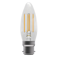 BELL Lighting 4W Led Dimmable Filament Candle  BC  05305