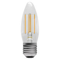 BELL Lighting 4W Led Dimmable Filament Candle ES 05308