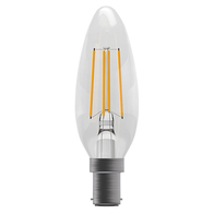 BELL Lighting 4W Led Dimmable Filament Candle SBC 05306